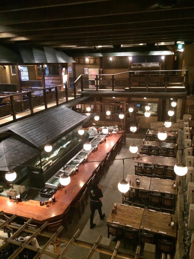 Martial Arts Restaurants in Tokyo